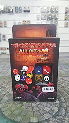 Walking Dead All Out War: Dice Booster by Mantic