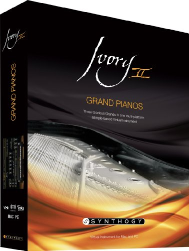 Ivory II Grand Piano (iLok key erforderlich!)