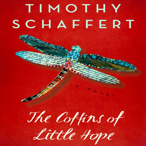 The Coffins of Little Hope audiobook cover art