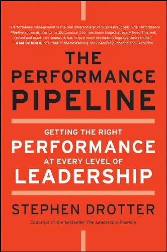 The Performance Pipeline: Getting the Right Performance At Every Level of Leadership (English Edition)