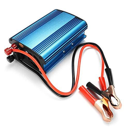 LICHONGUI 12V / 24V a 220V 3000W / 4000W COCE INVERTERIOR DE POTERA SINE Wave USB CONVERTIDOR (Color : 24V to 220V, Size : 4000W)