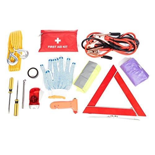 WNG Brands Roadside Assistance Emergency Car Kit