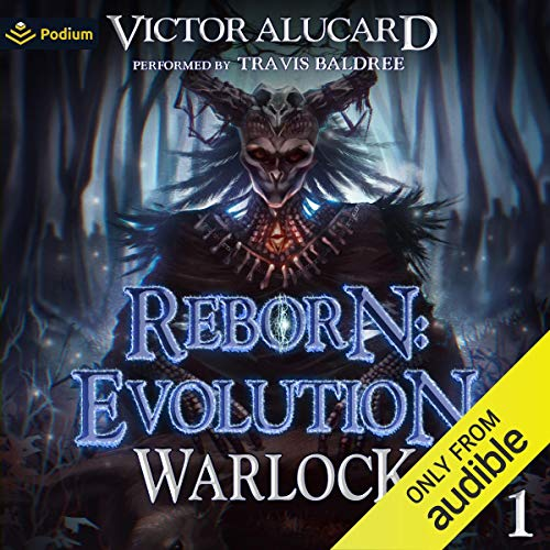 Reborn: Evolution (Warlock Chronicles, Book 1) cover art