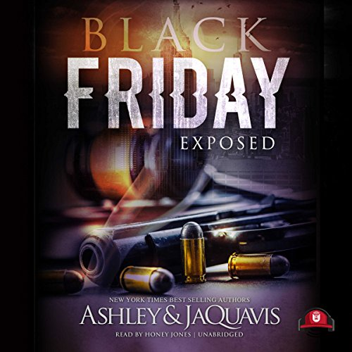 Black Friday audiobook cover art
