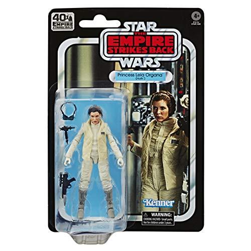 Star Wars The Black Series Prinzessin Leia Organa 15 cm große Star Wars: Das Imperium schlägt zurück Action-Figur