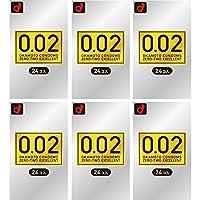 【セット品】オカモト 0.02EX 24個入 6個