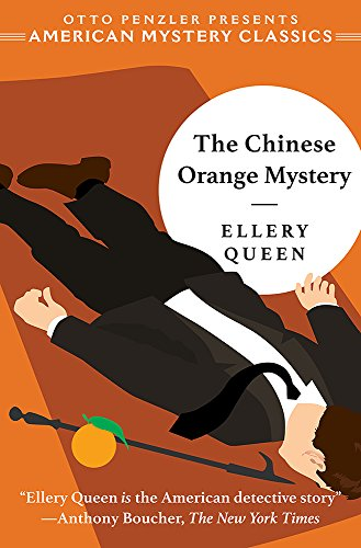 The Chinese Orange Mystery: An Ellery Queen Mystery: 0
