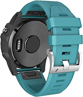 Quick Release Sport Band Replacement for Garmin Fenix 3/Fenix 3 HR/Fenix 5X/Fenix 5X Plus Smart Watch