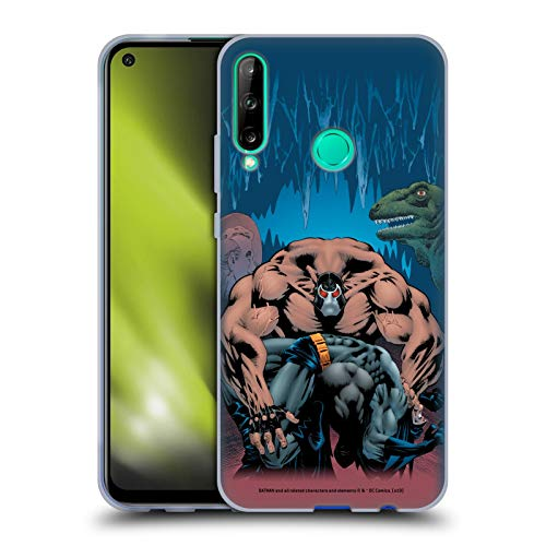Head Case Designs Oficial Batman DC Comics Bane Knightfall Volumen Activado Fundas...