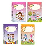 Hyoo Writing Paper for Kids Kids Handwriting Kits Magic Calligraphy That Can Be