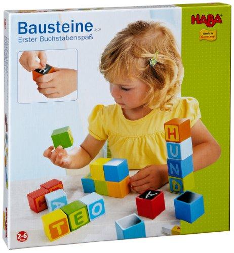 HABA 2408 – Bausteine Erster Buchstabenspaß - 2