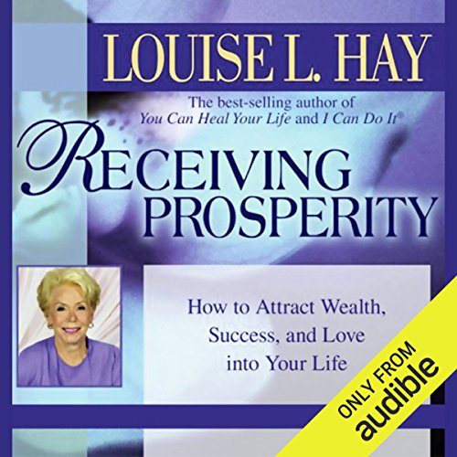 Receiving Prosperity audiobook cover art