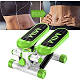 DFGENLY Mini Air Stepper for Home, Fitness Aerobic Stair Steppers Eliptical Stepper Portable