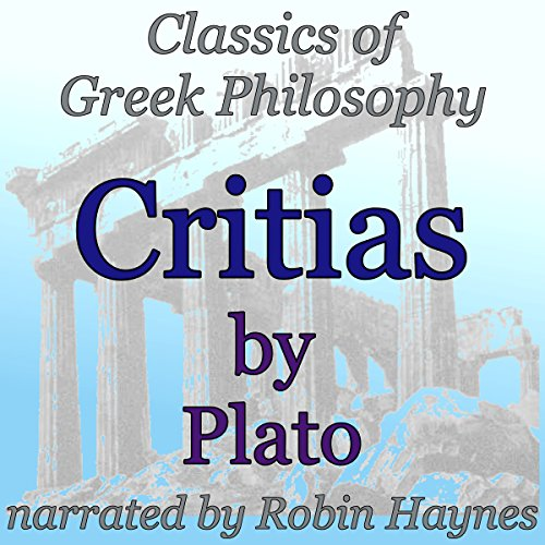 Critias  By  cover art