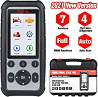 Autel MaxiDiag MD806 Pro OBD2 Scanner, 2021 Newest Car Diagnostic Scan Tool with All Systems Diagnosis, Oil Reset, EPB,...