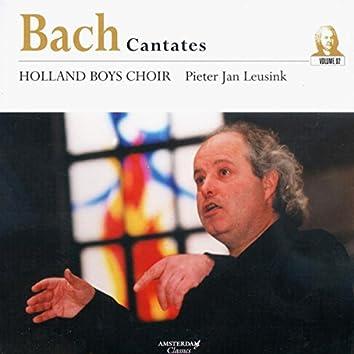 Bach Cantates, Vol. 2
