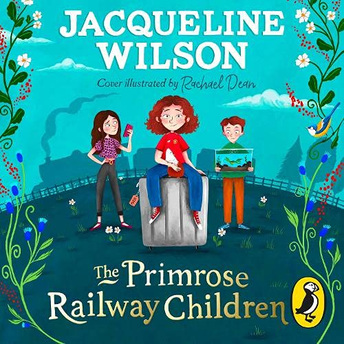 The Primrose Railway Children cover art