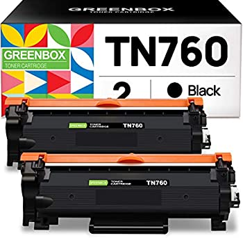 Greenbox Compatible Toner Cartridge Replacement for Brother