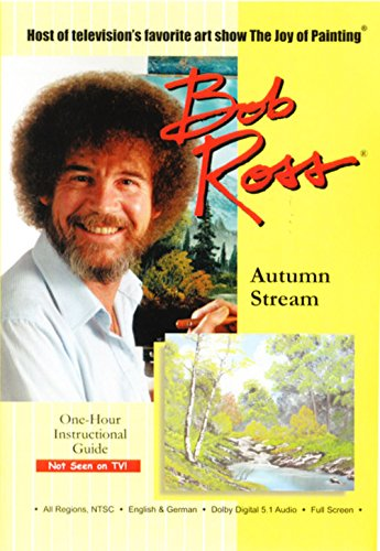 Bob Ross - Autumn Stream