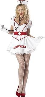 Women's Nurse Heart Breaker Costume