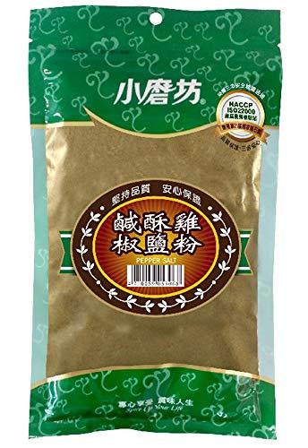 《小磨坊》 鹽酥鶏椒鹽粉 300g(フライドチキン用塩コショウ) 《台湾 お土産》 [並行輸入品]
