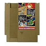 NES Games Cartridge 852 in 1 NES Classic Games for Gold Cartridge Multi Cart
