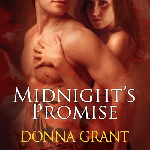 Midnight's Promise audiobook cover art