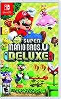 New Super Mario Bros. U Deluxe Switch - Deluxe Edition