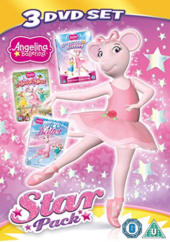 Angelina Ballerina: Star Pack