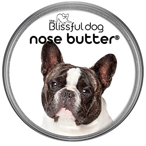 The Blissful Dog Pied French Bulldog Nose Butter - Dog Nose Butter, 2 Ounce