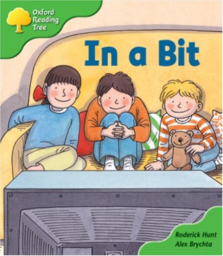 Oxford Reading Tree: Stage 2: First Phonics: in a Bitの詳細を見る