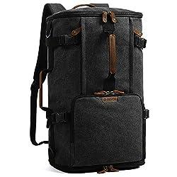 G-FAVOR backpack men women 40L travel backpack