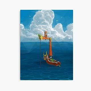 Caronzamson Wind Waker-Lone Ocean Remastered! (8