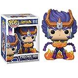 QToys Funko Pop! Saint Seiya: Knights of The Zodiac #810 Phoenix Ikki Chibi...