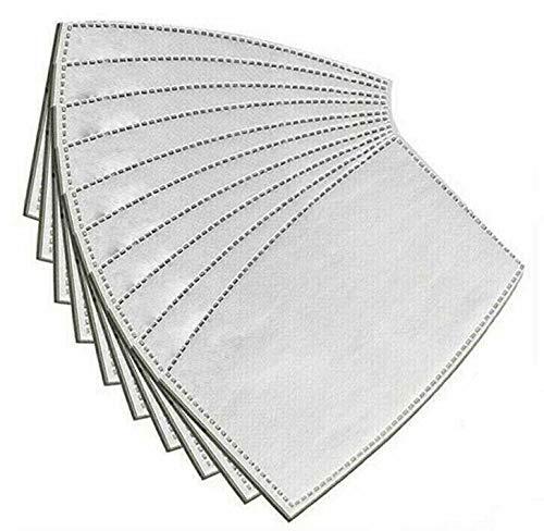 Filtro para mascarillas - 5 capas (30 unidades)