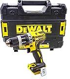DᴇWALT DCD796NT-QW Perceuse sans fil, 2 vitesses, avec percussion, 18 V, moteur...