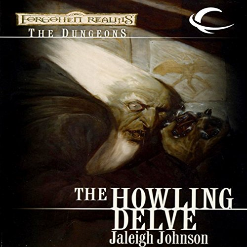 The Howling Delve audiobook cover art