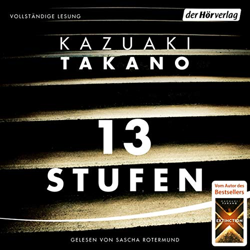 13 Stufen audiobook cover art