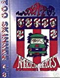 2 Skinnee J's American Heroes Early Cassette...