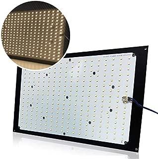 3000K 120W led Grow Light Board with Samsung lm301b 288pcs QB288 Chip Full Spectrum warmwhite Veg/Bloom Meanwell Driver
