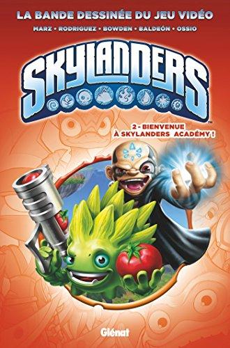 Skylanders - Tome 02: Bienvenue à Skylanders Academy !