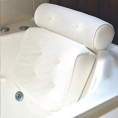 Almohada de baño antideslizante