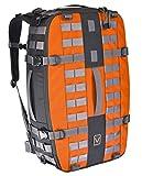 VITAL GEAR 2017CAVU35MMORG Modular Travel Get Home Backpack, Men's Medium, Orange