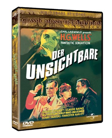 Classic Monster Collection - Der Unsichtbare