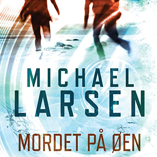 Mordet på øen audiobook cover art