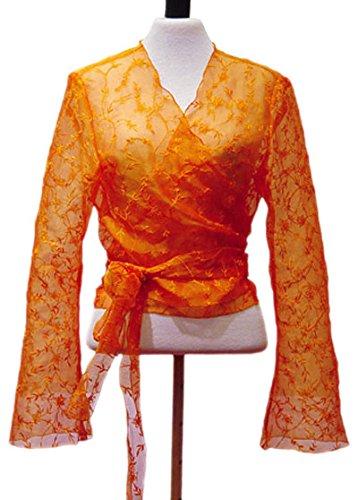 Schnittquelle Damen-Schnittmuster: Wickelbluse Dover (Gr.46) - Einzelgrößenschnittmuster verfügbar von 36-46