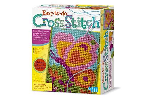 4M - Cross Stitch, juego de creatividad (004M2749) , color/modelo surtido
