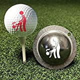 TOROFO Stainless Steel Golf Ball Marker...
