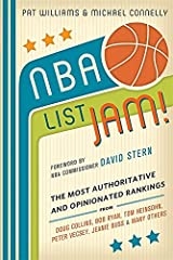 NBA List Jam!: The Most Authoritative and Opinionated Rankings from Doug Collins, Bob Ryan, Peter Vecsey, Jeanie Buss, Tom Heinsohn, and many more Broché