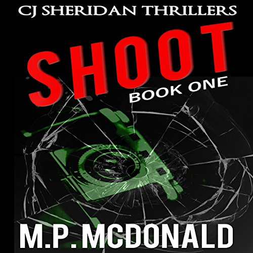 Shoot audiobook cover art